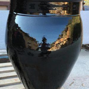 Vase décoratif sicilien - Jarre - La Giara