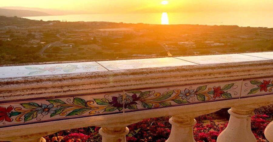 ville sicilienne Santo Stefano