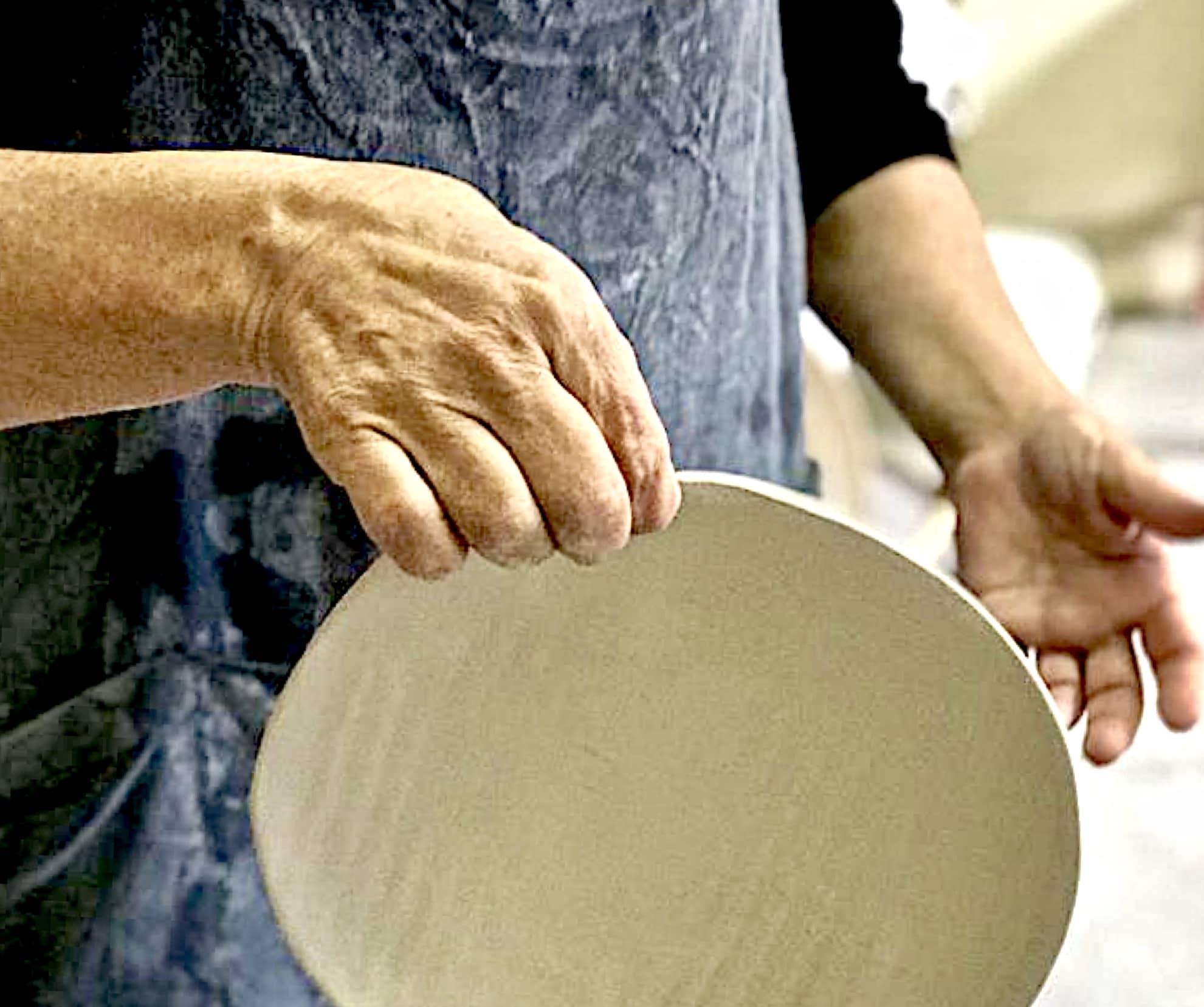 handcrafted Italian pottery maison gala